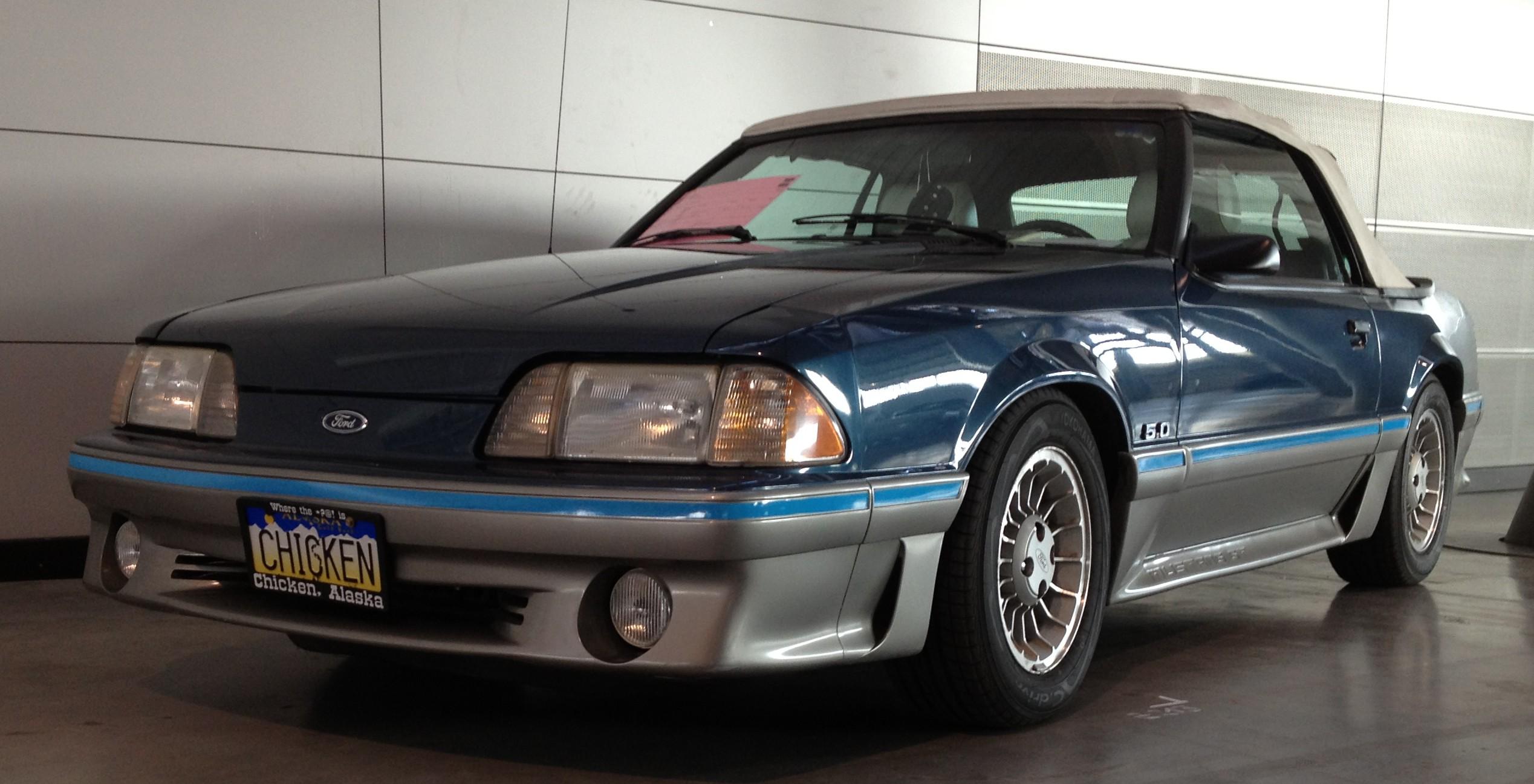 Einmal Ford Mustang fahren das wärs