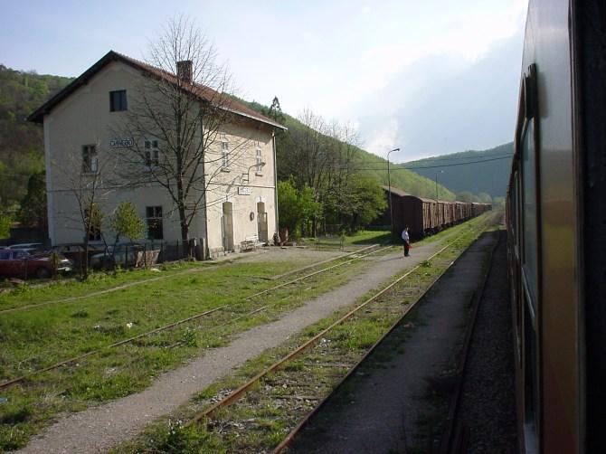 065_Bahnhof zwischen B. Palanka - Nis
