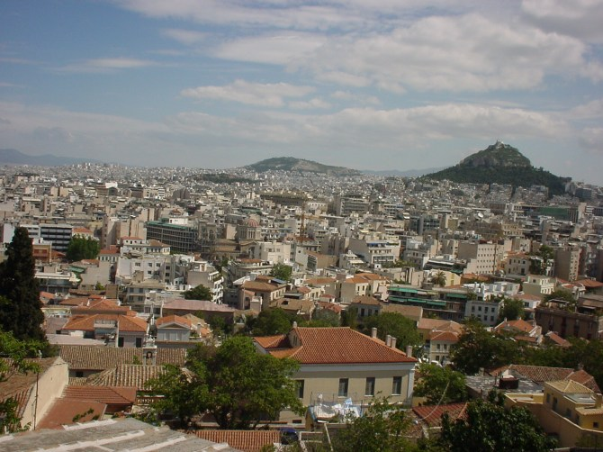 175_Von der Akropolis