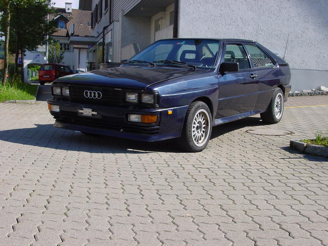 Audi S2 Der Bessere Urquattro Autosleben