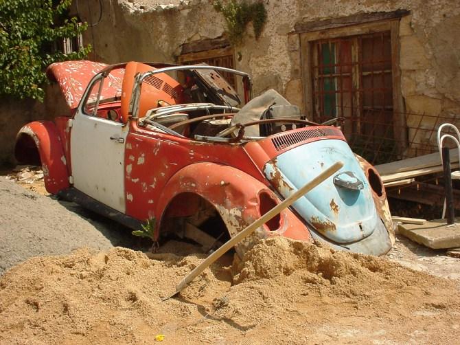 075_Käfer Cabrio in Mostar BiH