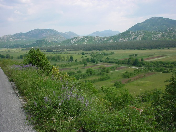 094_Landschaft in Montenegro YU