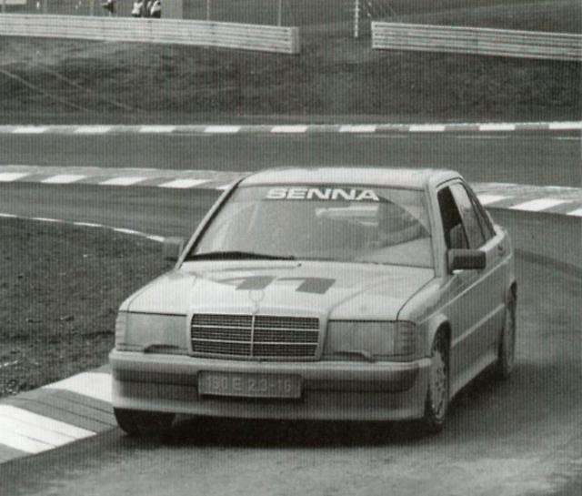 Eröffnungsrennen Nürburgring 1984