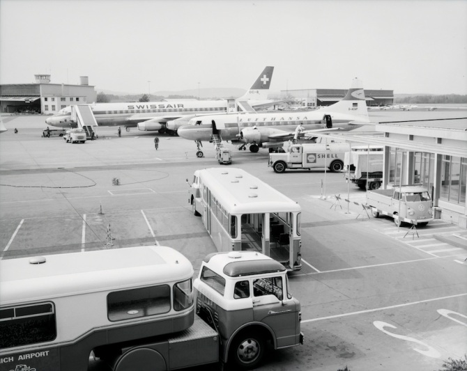 Flughafen Zürich-Kloten