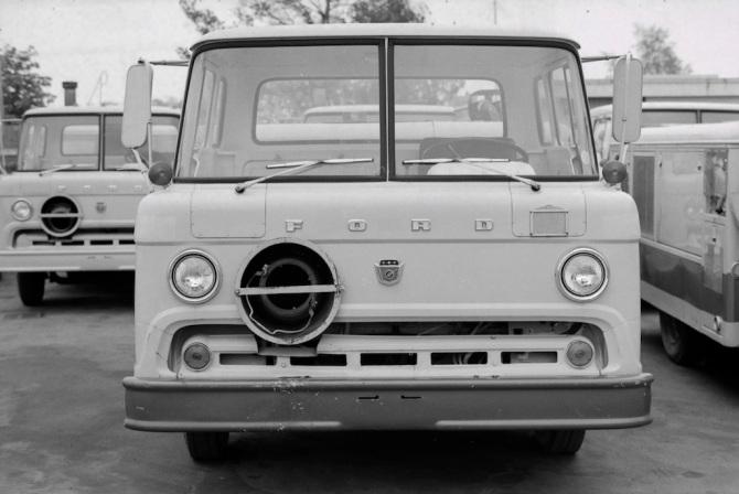Servicewagen (Klimawagen, Klima-Aggregat)