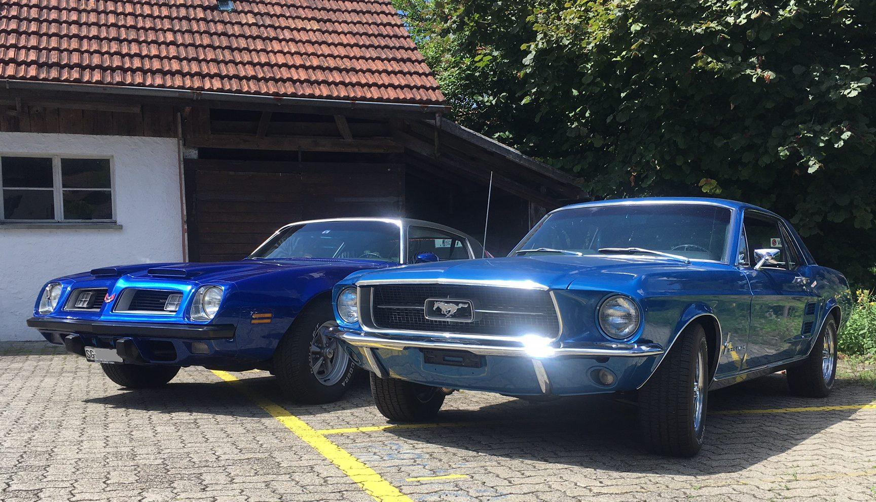 milde pony cars – alternative zu teuren gt, r/t, ss oder trans ams