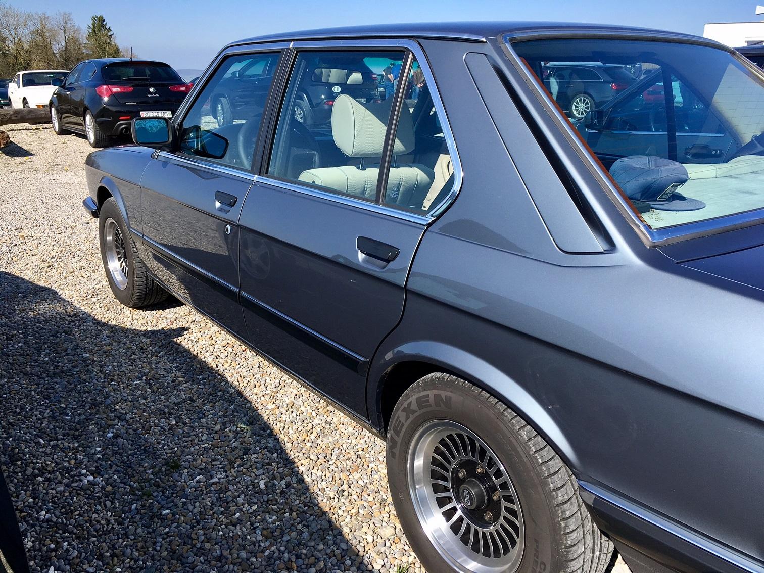 Bmw E28 Der Sportwagen Für Die Familie Autosleben