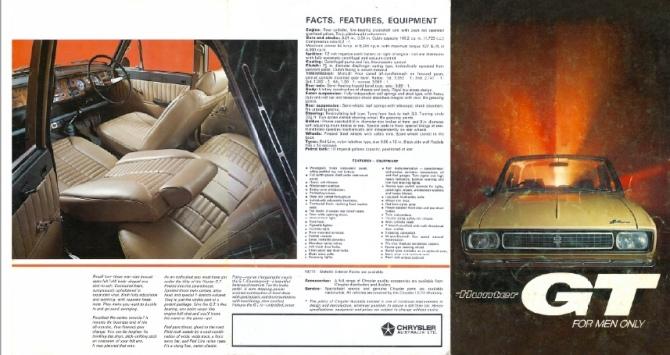 Hunter GT 1
